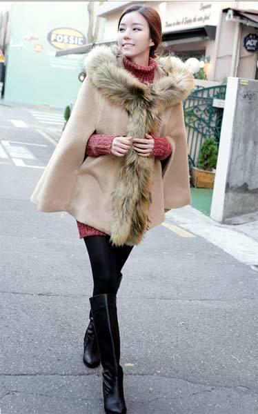 เสื้อผ้าแฟชั่น ฤดูหนาว