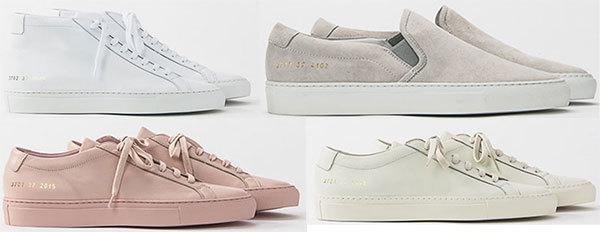 รองเท้าผ้าใบผู้หญิง 2016