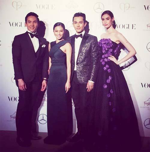 ดารา งาน Vogue Gala