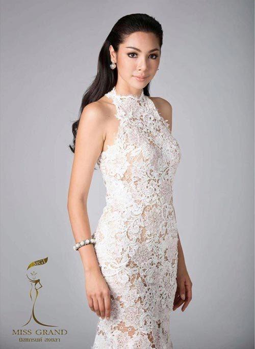 ฝ้าย สุภาพร Miss Grand Thailand 2016
