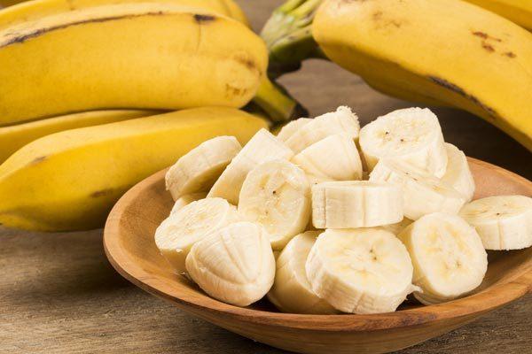 กินกล้วยมื้อเย็น