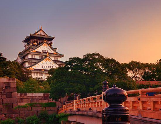 โอซากา ประเทศญี่ปุ่น