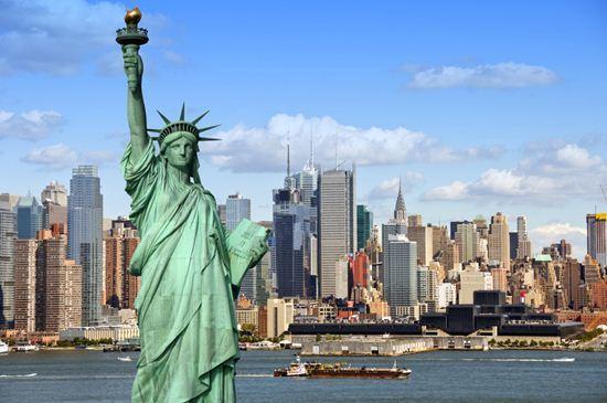 เมืองนิวยอร์ก ประเทศสหรัฐอเมริกา