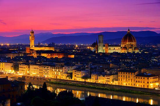 เมืองฟลอเรนซ์ ประเทศอิตาลี