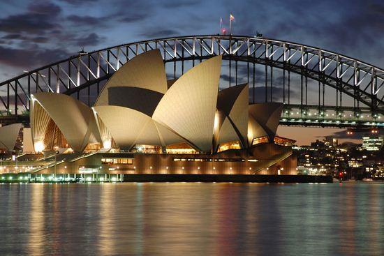 เมืองซิดนีย์ ประเทศออสเตรเลีย