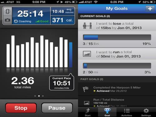 MapMyRUN GPS Running