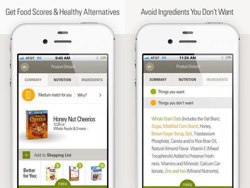 Healthy Diet & Grocery Food Scanner