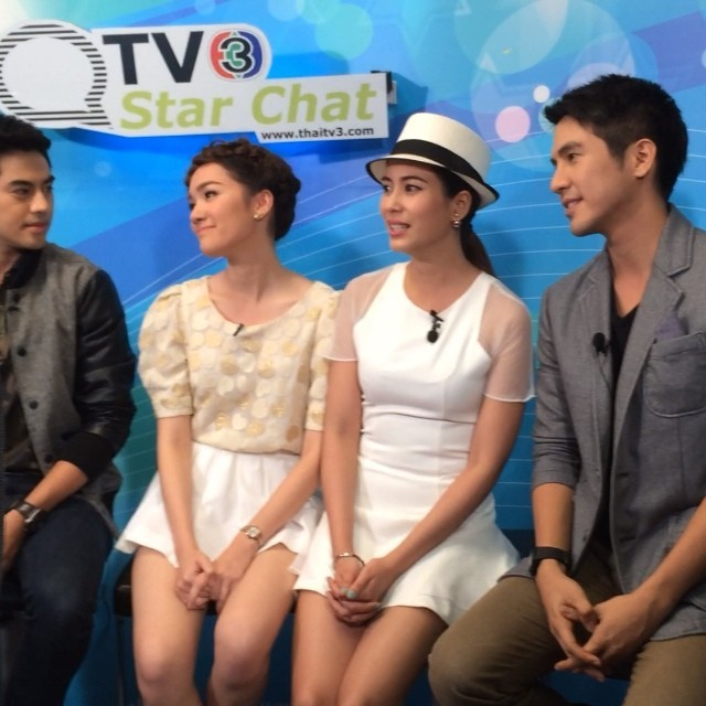 TV3 star chat
