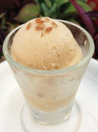 แปลงโฉมเต้าฮวยน้ำขิง ให้กลายเป็นไอศกรีมเชอร์เบท