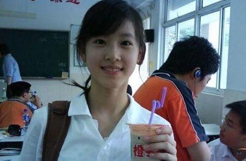 น้องชานม เน็ตไอดอล นักศึกษาที่น่ารักที่สุดแห่งประเทศจีน
