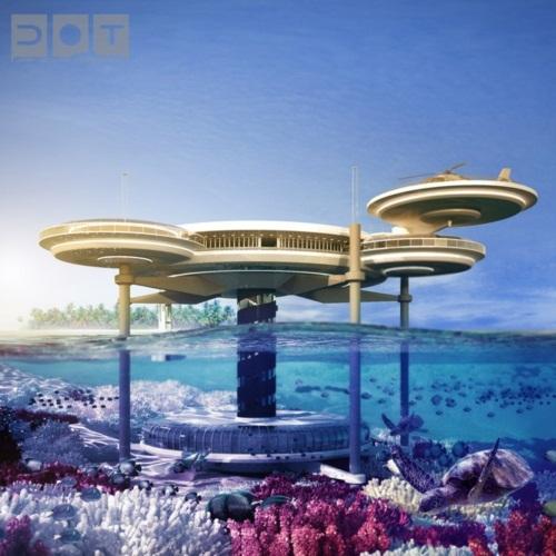 ดูไบผุดแผนสร้างโรงแรมหรูใต้ทะเล